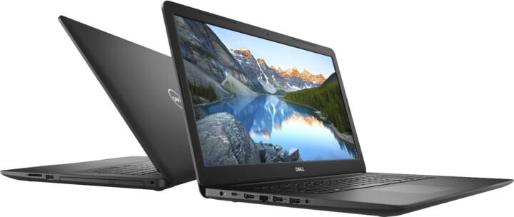 Dell Inspiron 17 (3793), černá