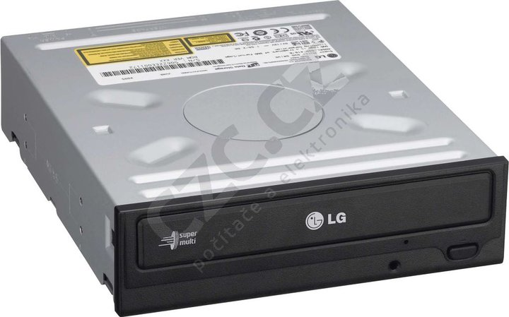 LG GH22NS70, černá, bulk