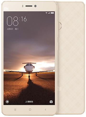 Xiaomi Mi4S - 64GB, LTE, zlatá