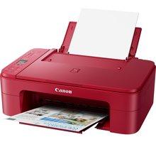 Canon PIXMA TS3352, červená - 3771C046
