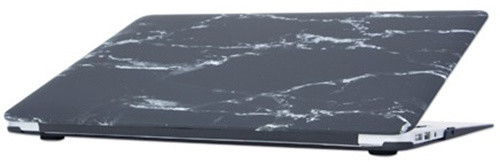 "Plastový kryt pro MacBook Air 13"" MATT MARBLE - černý"