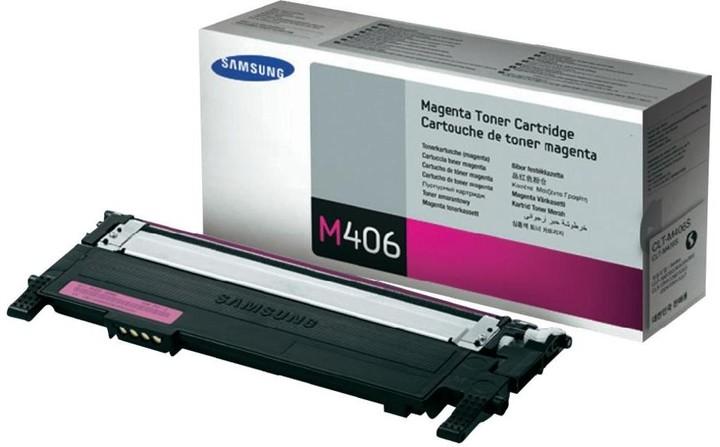 Samsung CLT-M406S, purpurový