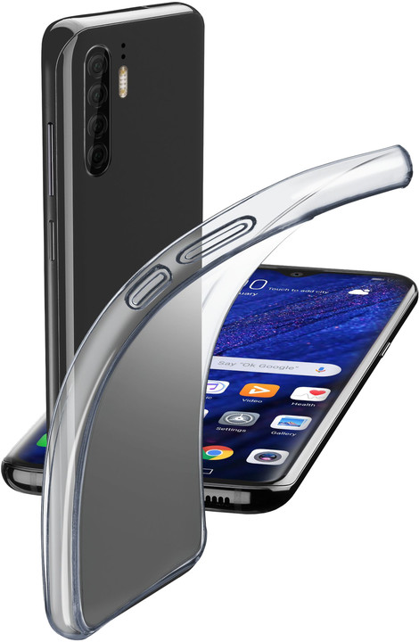 Cellularline extratenký zadní kryt Fine pro Huawei P30 Pro, bezbarvý