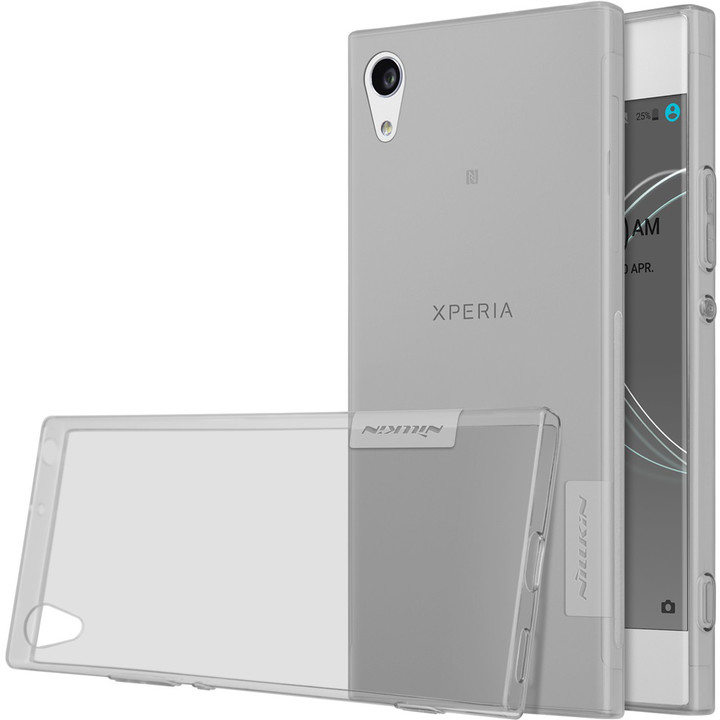 Nillkin Nature TPU Pouzdro pro Sony G3121 Xperia XA1, Grey