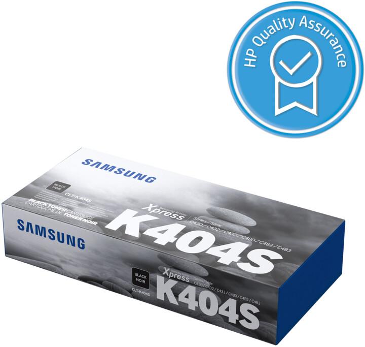 Samsung CLT-K404S, černá