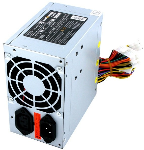 Whitenergy ATX 2.2 400W, 8cm fan