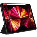 """Nillkin flipové pouzdro Bevel Leather Case pro iPad Pro 11"""" 2020/2021, černá"""