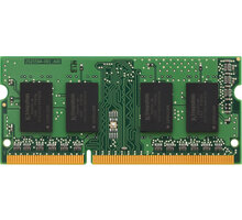 Kingston Value 2GB DDR3 1333 CL9 SO-DIMM CL 9 - KVR13S9S6/2