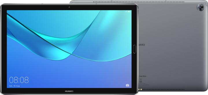 Huawei Mediapad M5 10, 64GB, šedá