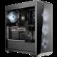 CoolerMaster MasterBox Lite 5 RGB, černá