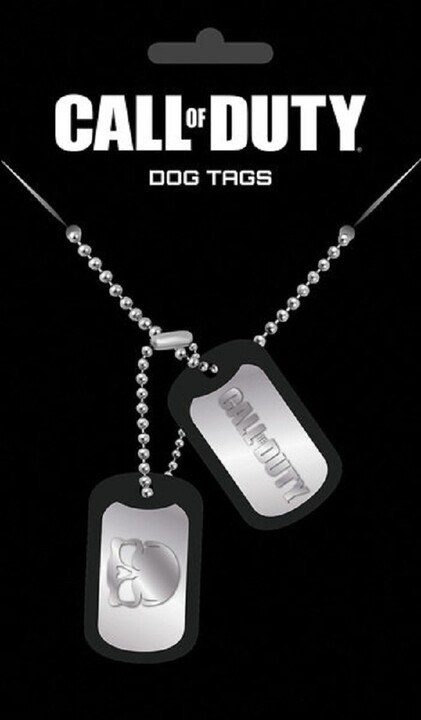 Call of Duty - psí známky