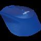 Logitech M330 Silent Plus, modrá