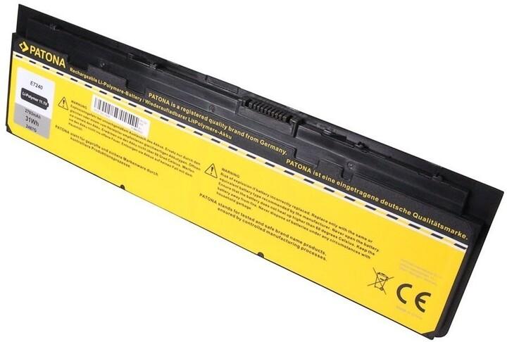 Patona baterie pro ntb DELL Latitude E7240/E7250 (HJ8KP), 2800mAh, 11.1V, Li-Pol