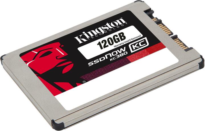 Kingston SSDNow KC380 - 120GB