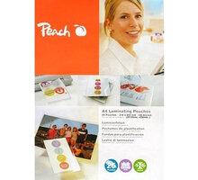 Peach laminovací fólie A5, 125mic, 100ks - PP525-03