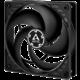 Arctic P12 TC, 120mm, černý