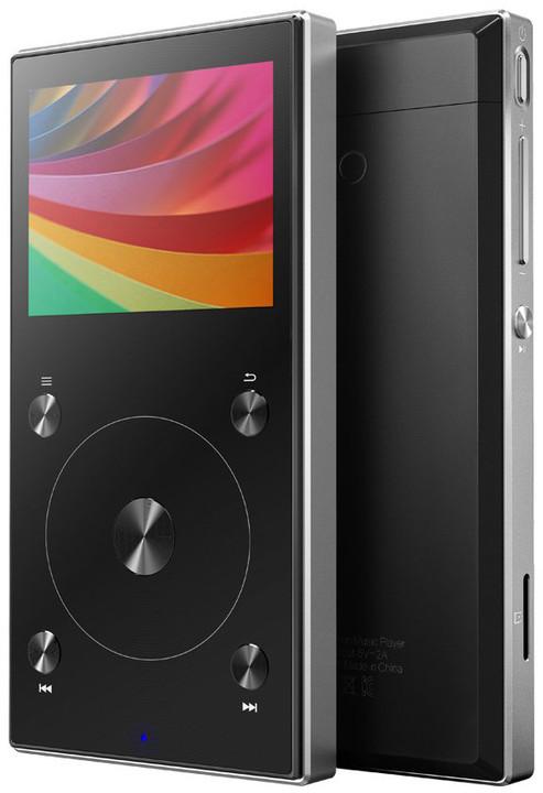 FiiO X3 Mark III, černá