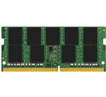 Kingston 16GB DDR4 2400 CL17 ECC SO-DIMM pro HP CL 17 - KTH-PN424E/16G