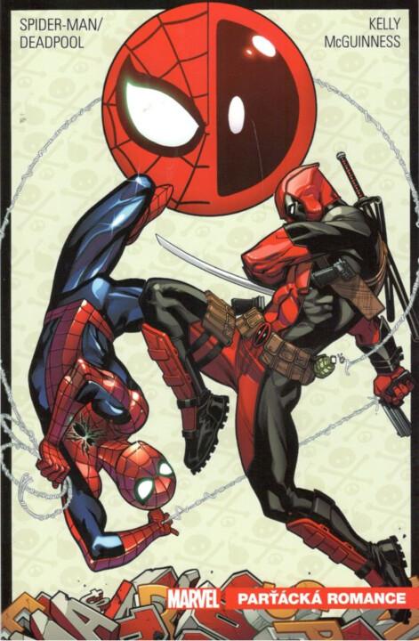 Komiks Spider-Man/Deadpool 1: Parťácká romance