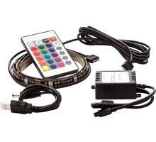 OPTY USB LED pás 2x 30cm, RGB, dálkový ovladač - OPTY 30DTM