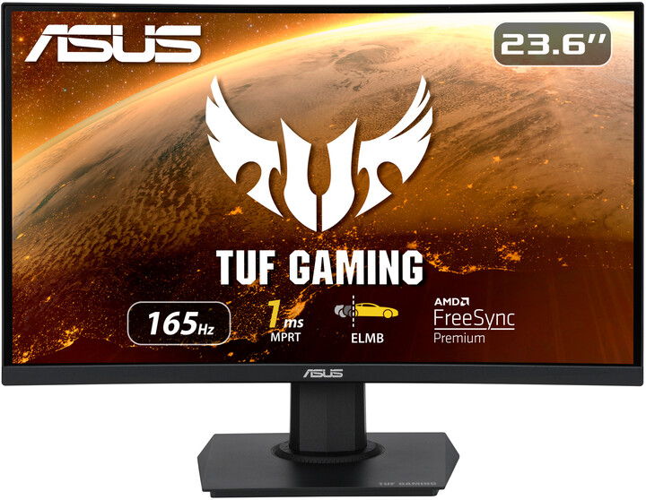 ASUS TUF Gaming VG24VQE - LED monitor 23,6""