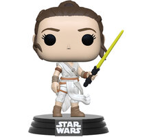 Figurka Funko POP! Star Wars - Rey with Yellow Lightsaber - 889698514828