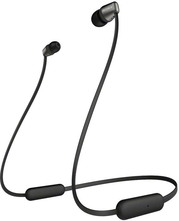 Sony WI-C310, černá