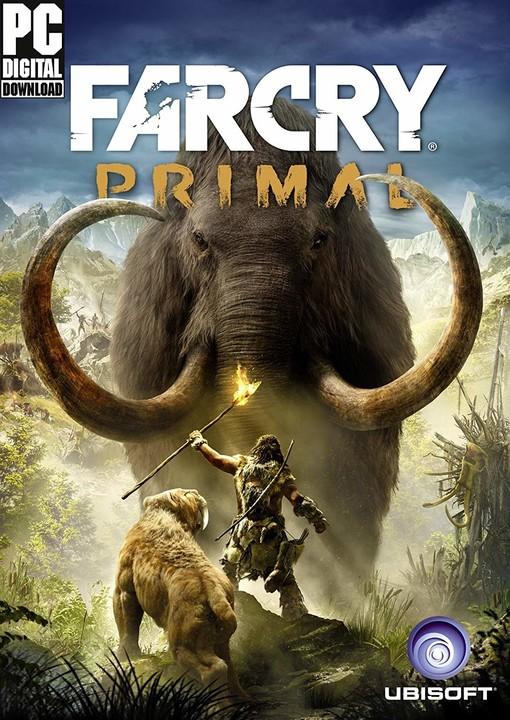 Far Cry: Primal (PC) - elektronicky