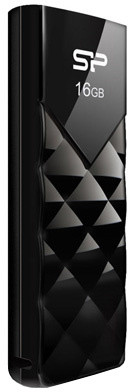 Silicon Power Ultima U03 16GB černá
