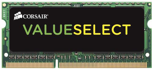 Corsair Value 2GB DDR3 1600 CL11 SODIMM