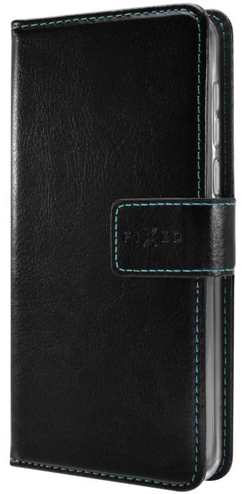 FIXED Opus pouzdro typu kniha pro Huawei P9 Lite, černé
