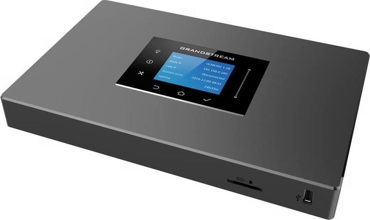 Grandstream UCM6301, IP pobočková ústředna