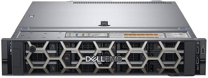 Dell PowerEdge R540 /B3104/8GB/1x 1TB/495W/Bez OS/