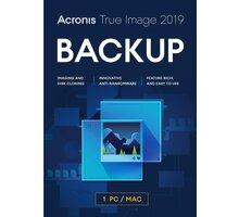 Acronis True Image 2019 ESD CZ pro 1 PC - TIH2L1LOS