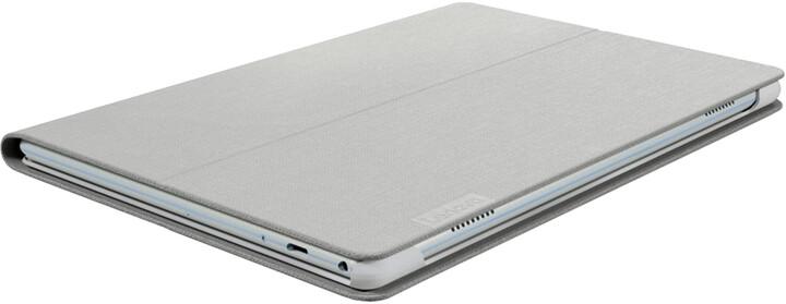 Lenovo TAB M10 HD pouzdro + fólie na displej, bílá