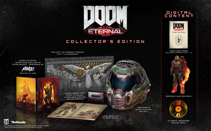 DOOM: Eternal - Collector's Edition (PS4)