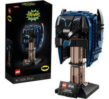 LEGO® DC Comics Super Heroes 76238 Batmanova maska z klasického TV seriálu