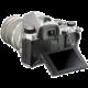 Pentax KP + DAL 18-50mm WR, stříbrná