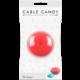 Cable Candy kabelový organizér Donut, růžová