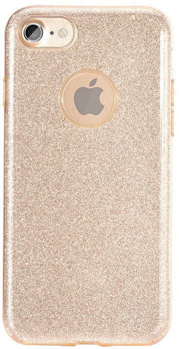 Mcdodo iPhone 7 Star Shining Case, Gold