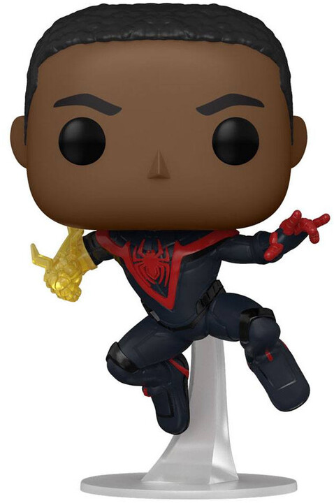 Figurka Funko POP! Spider-Man - Miles Morales Classic Suit Chase
