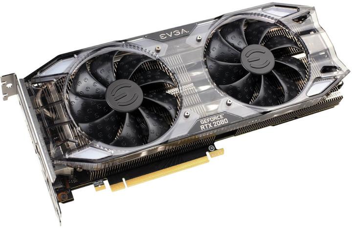 EVGA GeForce RTX 2080 XC GAMING, 8GB GDDR6