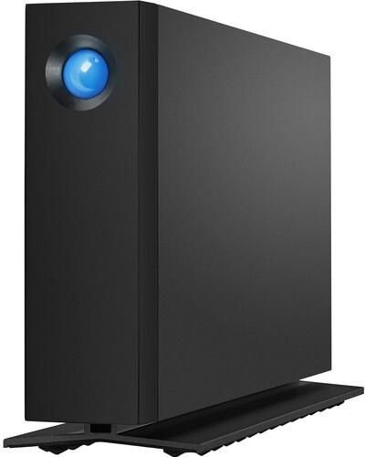 LaCie d2 Professional - 14TB, černá