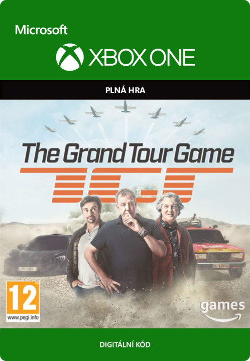 The Grand Tour Game (Xbox ONE) - elektronicky
