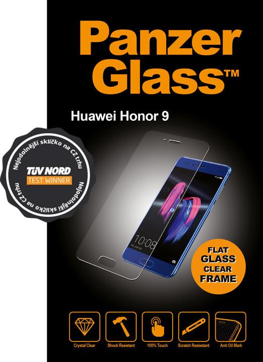PanzerGlass Huawei Honor 9, čiré