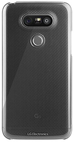 LG zadní ochranný kryt pro LG G5, titan