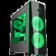 iTek ORIGIN, černá/zelená  + Voucher až na 3 měsíce HBO GO jako dárek (max 1 ks na objednávku)