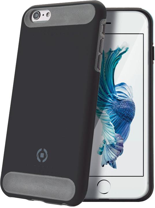 CELLY Rock zadní kryt pro Apple iPhone 6S Plus, černý