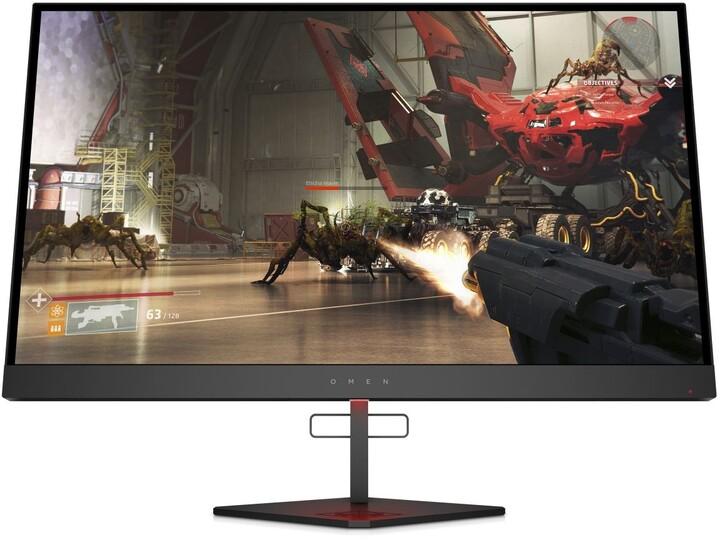 "HP OMEN X - LED monitor 27"""
