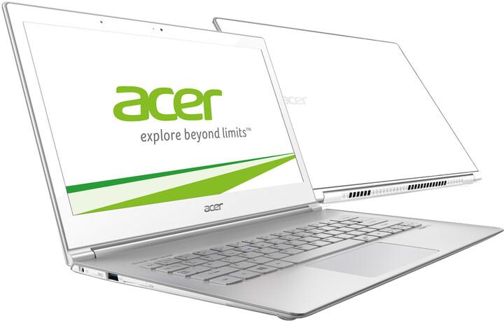 Acer Aspire S7 (S7-393-75508G25EWS), bílá